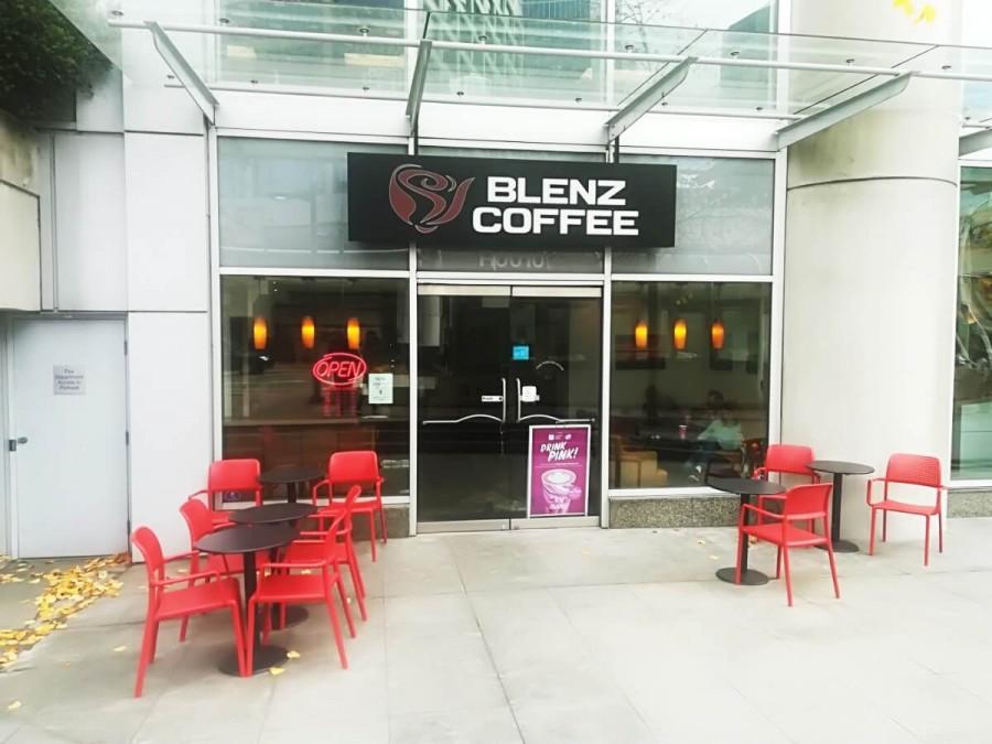 Blenz Coffee(ブレンズコーヒー)