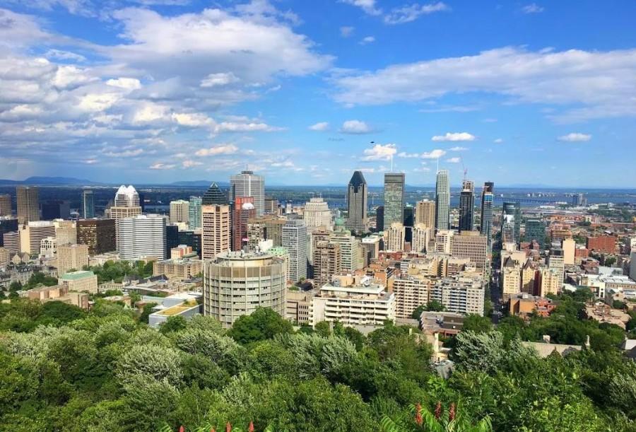 モントリオールの風景