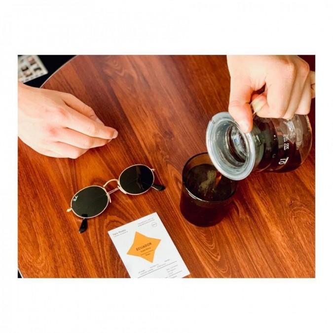 パース カフェ Smooth Operator Coffee