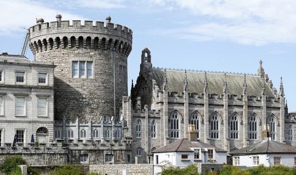アイルランドの観光地「ダブリン城【ダブリン】」