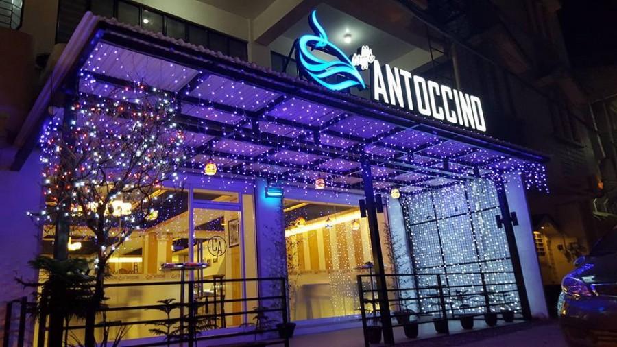 ダバオ カフェ Caffe' Antoccino(カフェアントチーノ)
