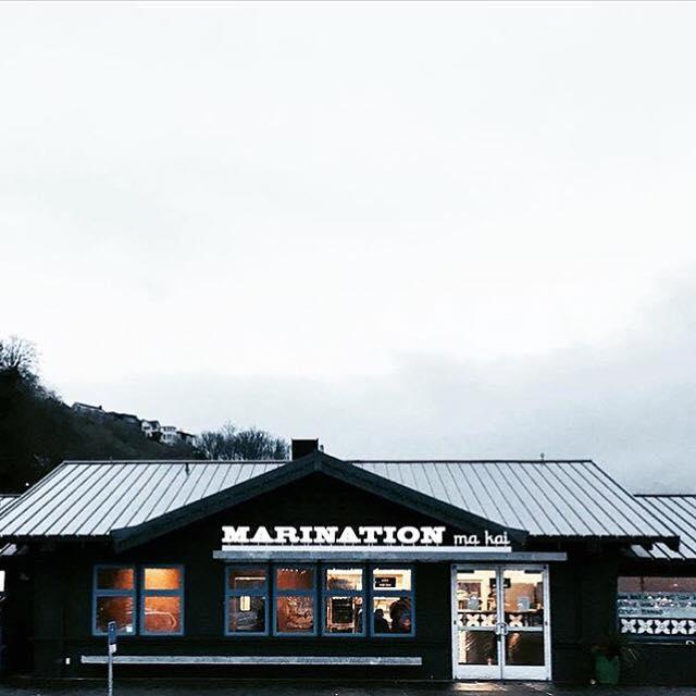 シアトル レストラン Marination Ma Kai(マリネーション・マ・カイ)/ 料理のジャンル(アジア料理)