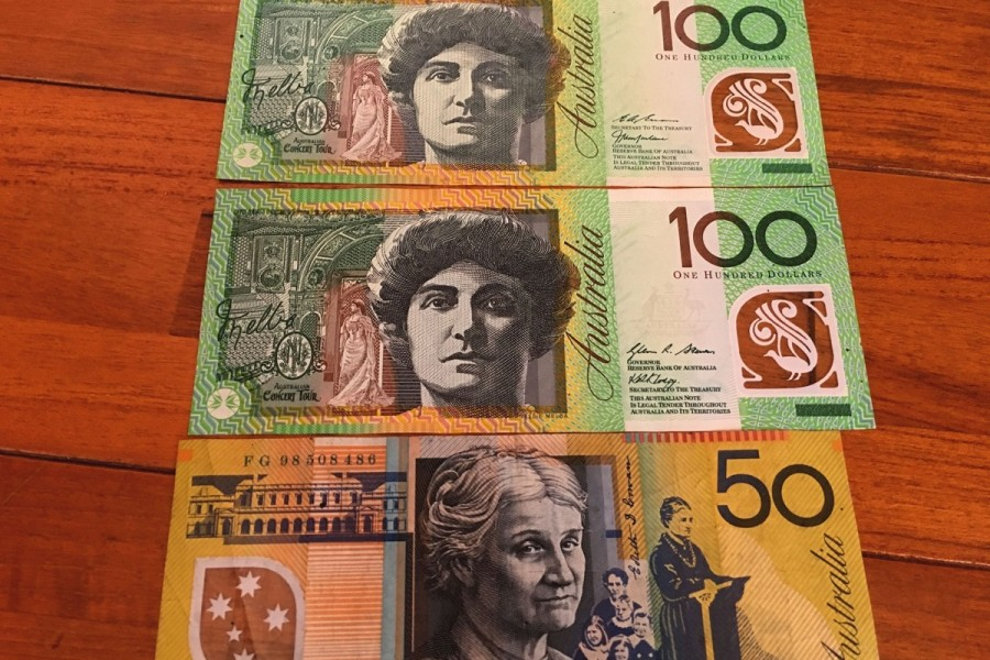 オーストラリアのお金