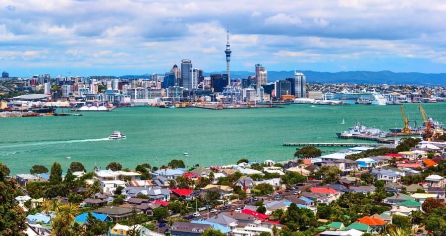 ニュージーランド 治安