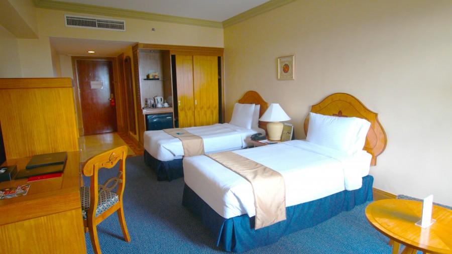 ウォーターフロントセブシティホテル&カジノのスーペリアルーム