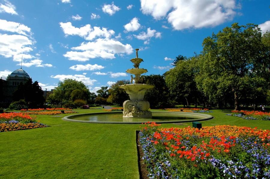 カールトン庭園