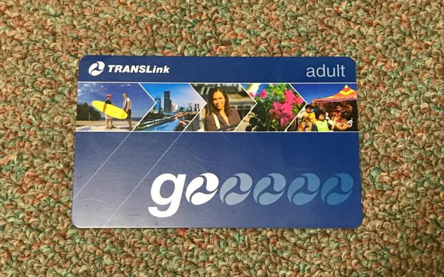 ブリスベン市内のgo card