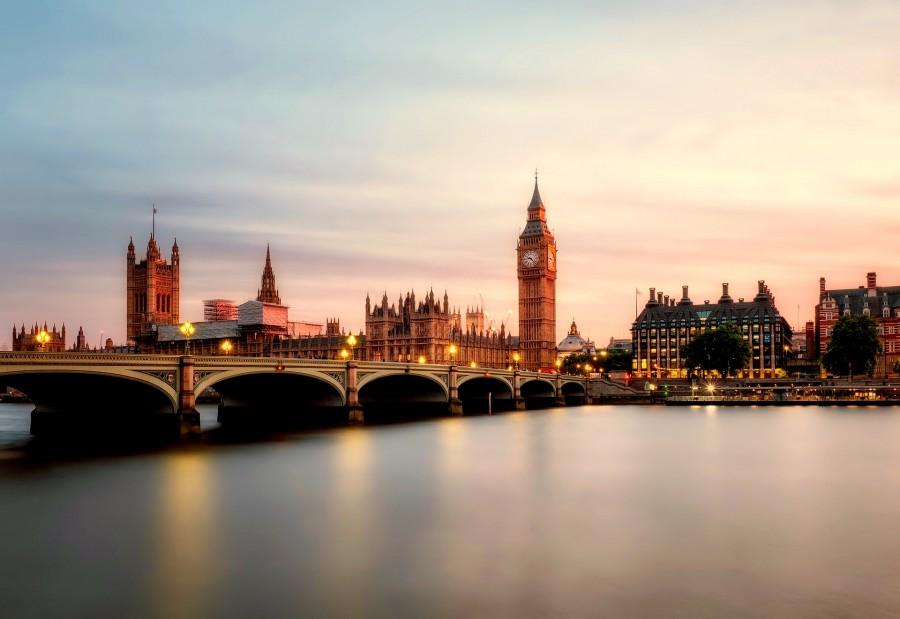 ロンドン 風景
