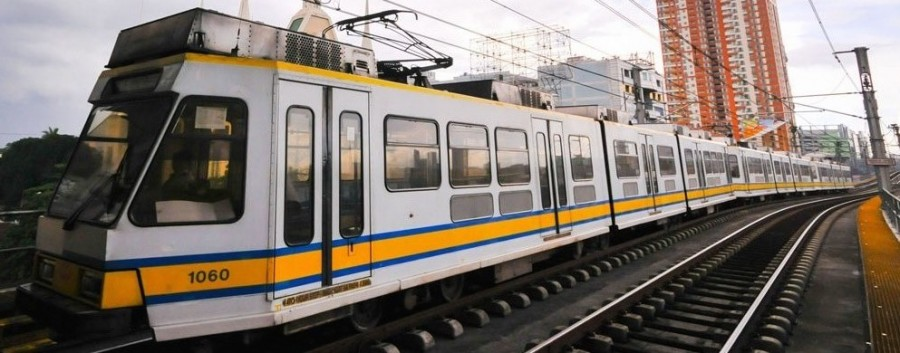 マニラの鉄道