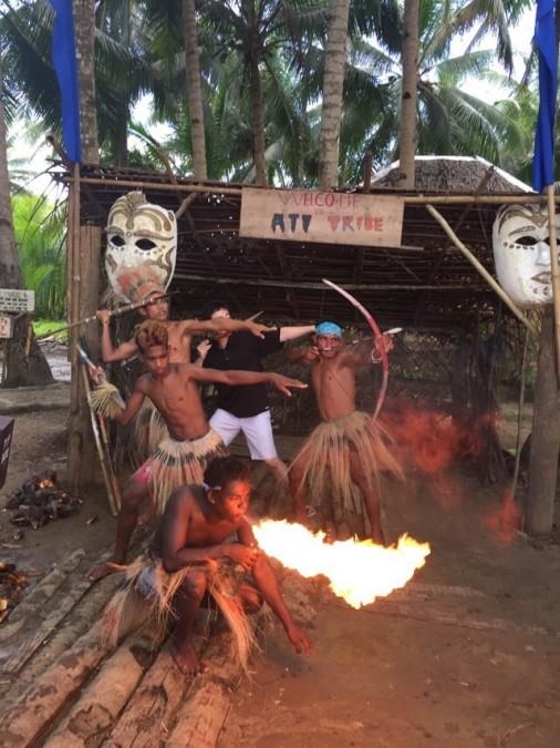 ボホール島原住民