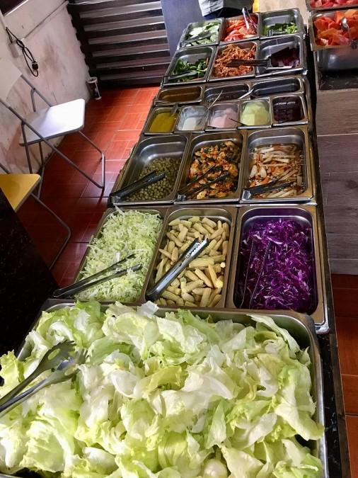 バギオ 野菜