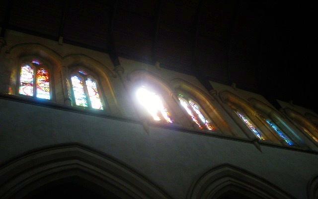 海外の教会のステンドグラス