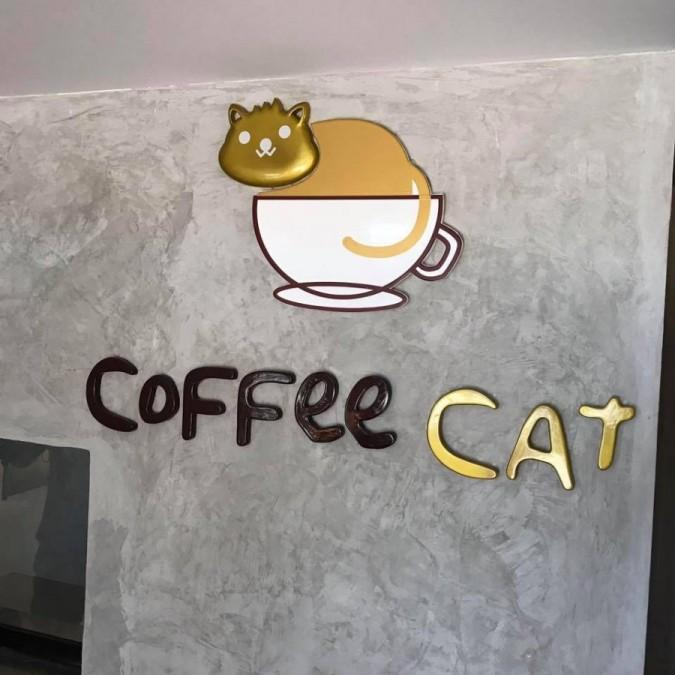 クラーク カフェ Coffee Cat(コーヒーキャット)