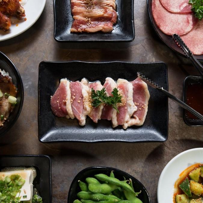 マイアミ レストラン Gyu-Kaku Japanese BBQ(ギュウカク・ジャパニーズ・BBQ)