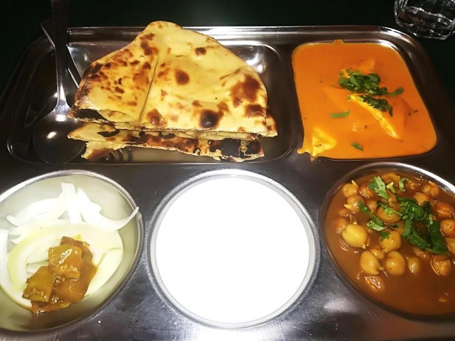 バンクーバー  レストラン New India(ニューインディア ブッフェ) / インド料理