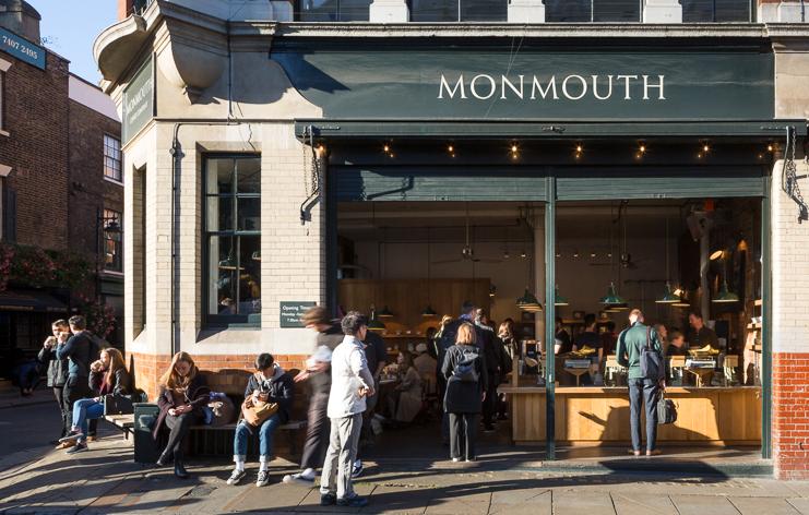 Monmouth Coffee Company(モンマス・コーヒーカンパニー)