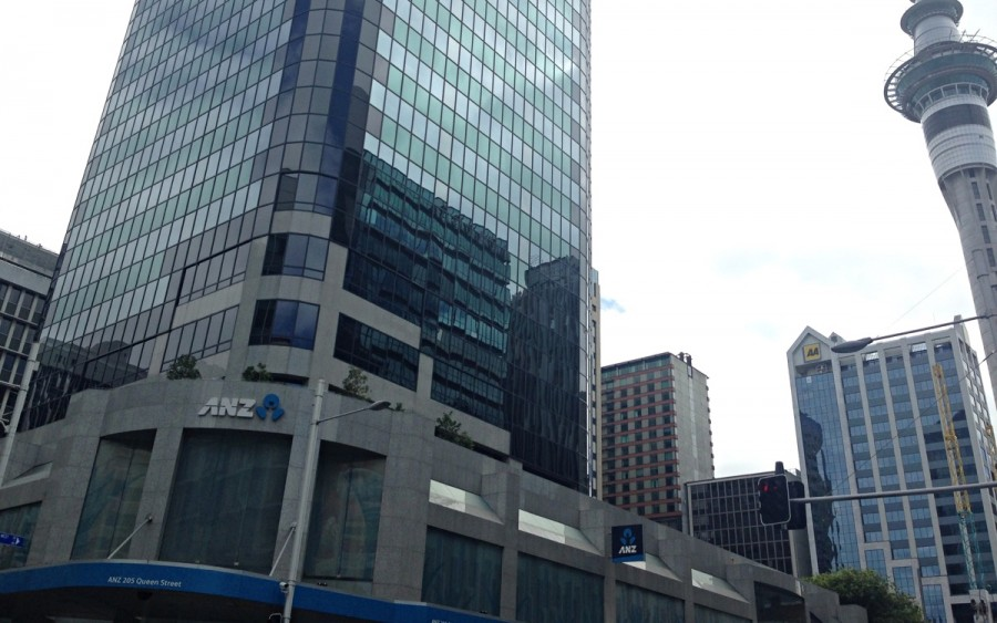 ANZ(Australia and New Zealand Banking)