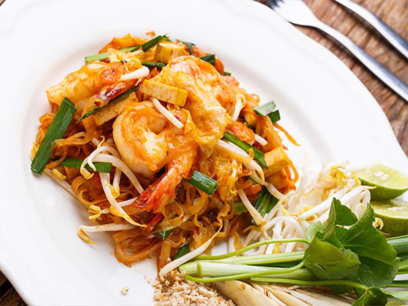 ゴールドコースト レストラン Siam Orchid