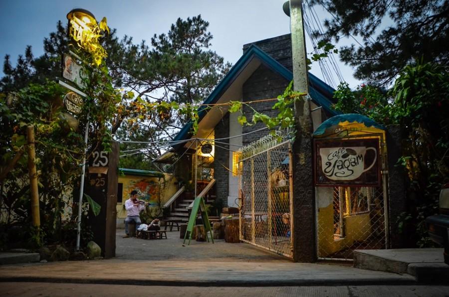 バギオ カフェ Cafe yagam(カフェヤガム)