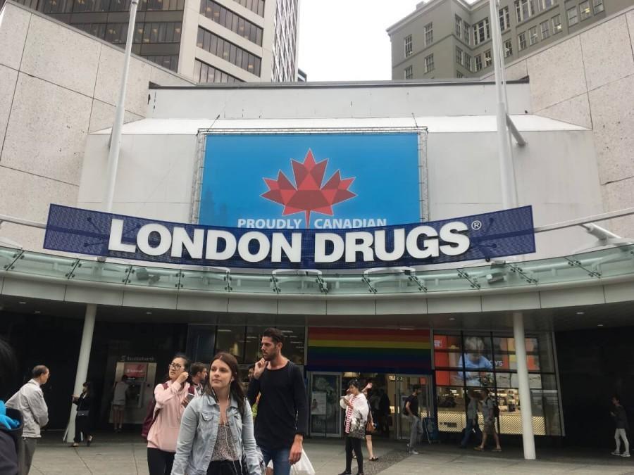 LONDON DRUG