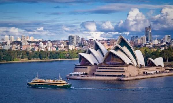 オーストラリア, シドニー, オペラハウス