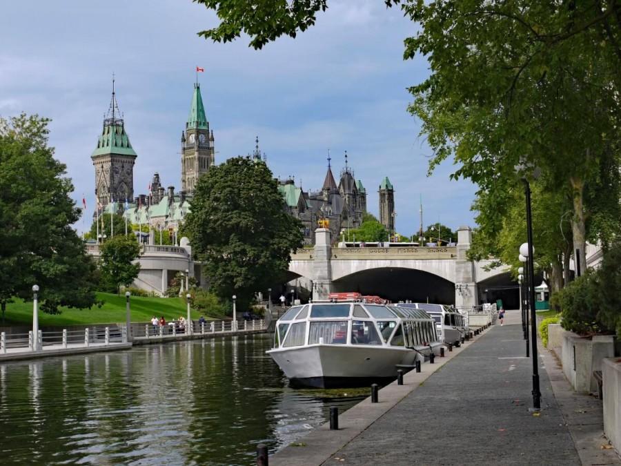 カナダ 首都