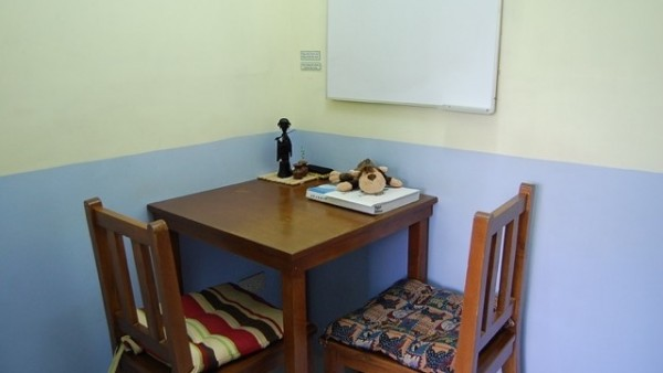 フィリピン留学マンツーマンレッスンの教室