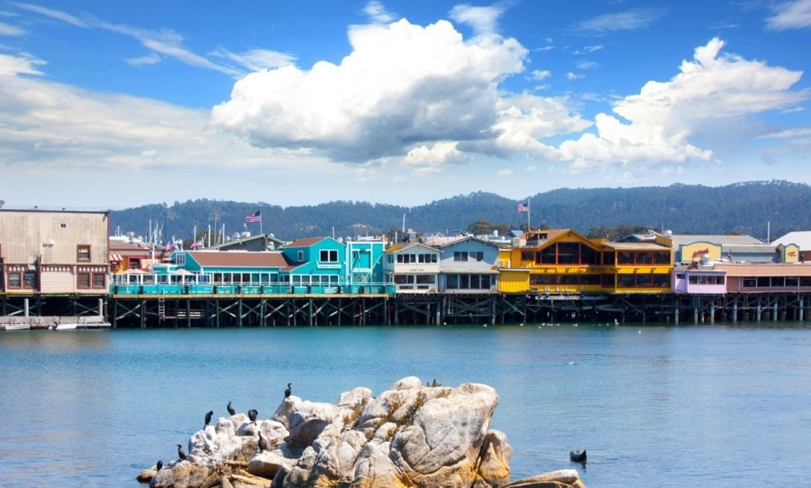 フィッシャーマンズ・ワーフ(Fisherman's Wharf)