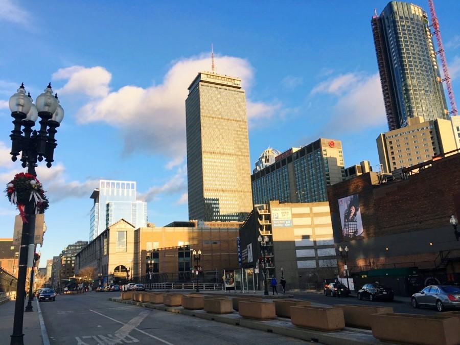 ボストンの景色