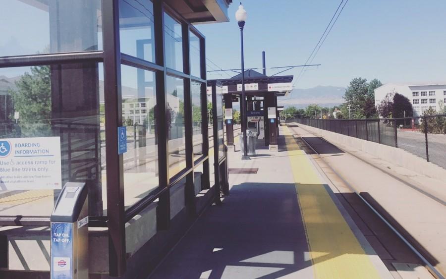 TRAXの駅