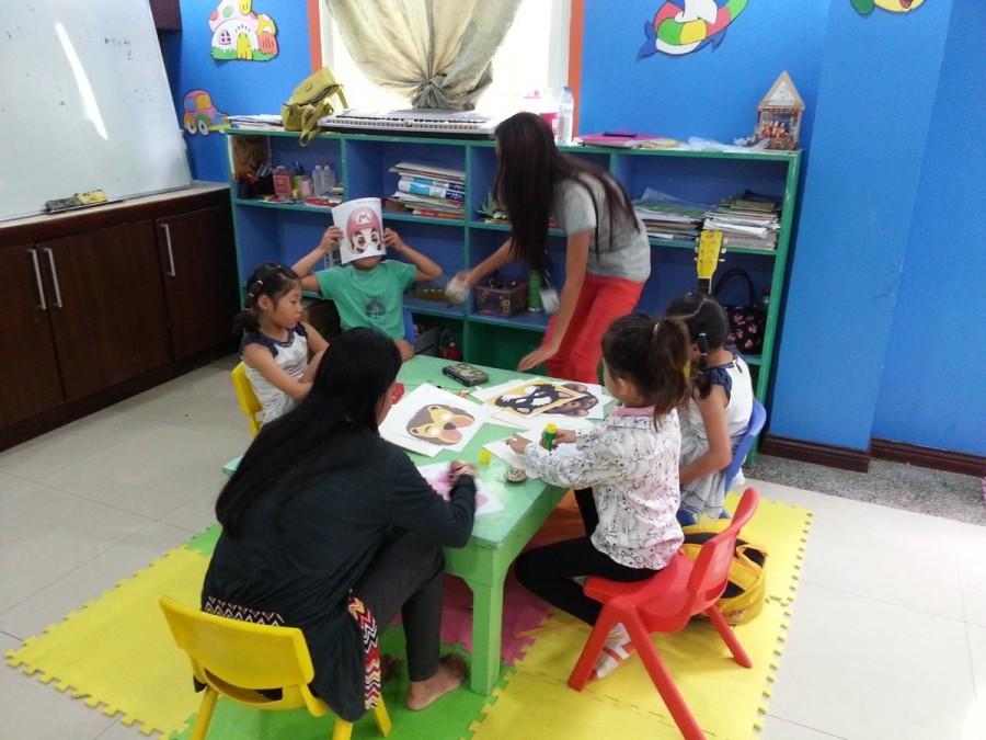 未就学児を対象としたナーサリークラス