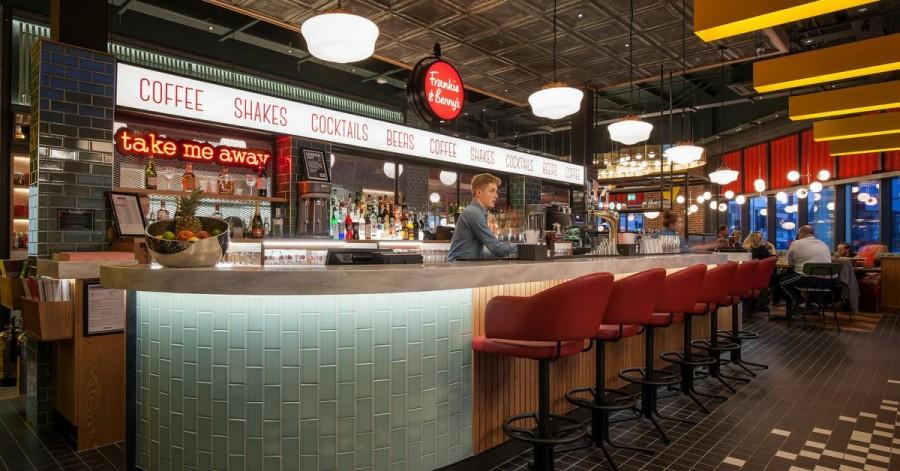 オックスフォード レストラン Frankey&Benny's-Witney(フランキー アンド ベニーズ-ホイットニー)