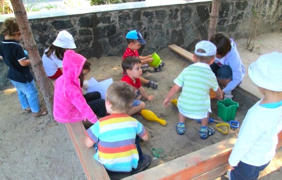 ブルガリアの幼稚園でのインターンシップ