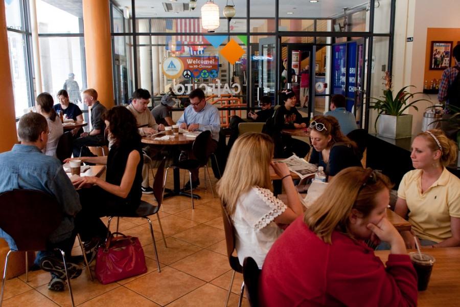 シカゴ カフェ Cafecito