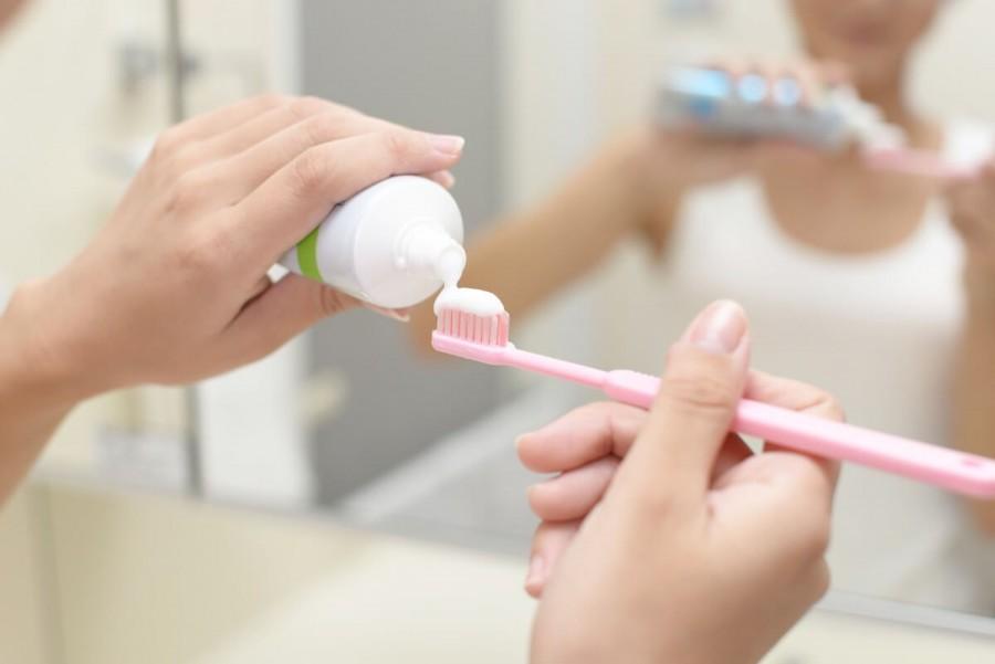 アメリカ スーパーマーケット 歯磨き粉