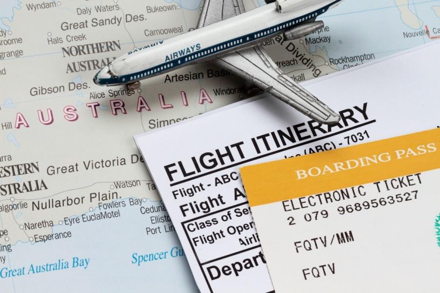 航空券の予約方法