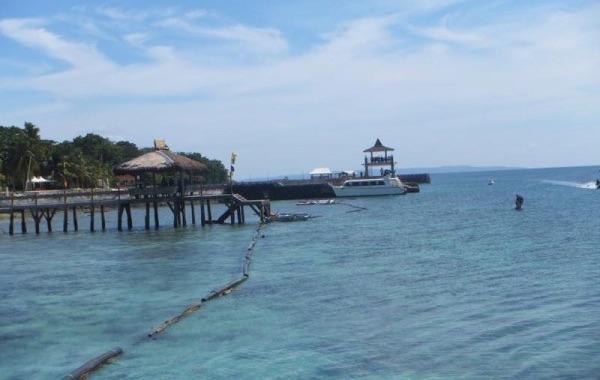 ダバオのサマール島