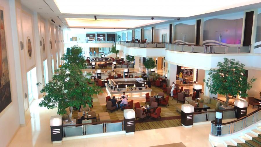 ウォーターフロントセブシティホテル&カジノ内のカフェ・バー
