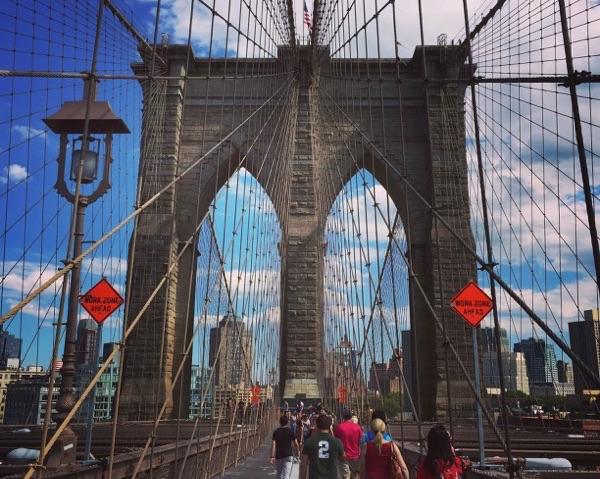 ニューヨークの橋