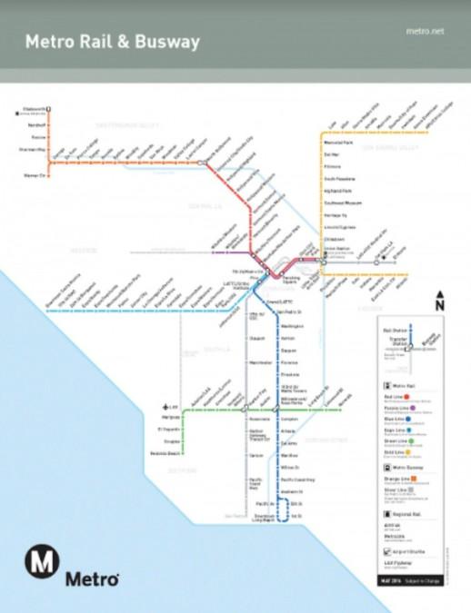 地下鉄ルート