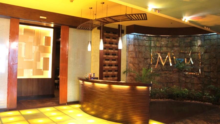 日本料理専門店「MIZU」