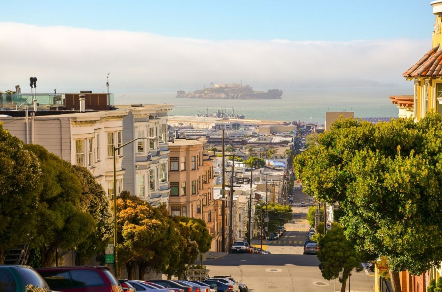 サンフランシスコ 電車