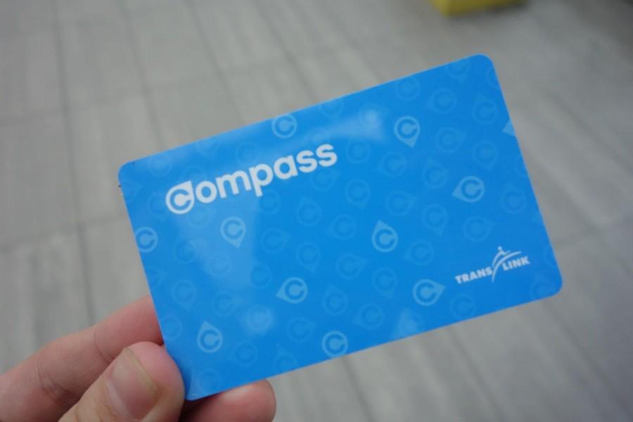 コンパスカード