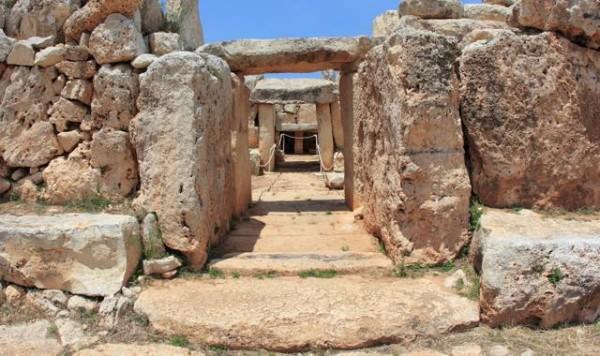 マルタ,観光, ハジャール・イム神殿