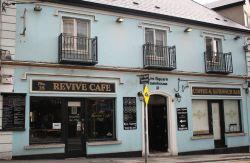ゴールウェイ カフェ Revive Cafe