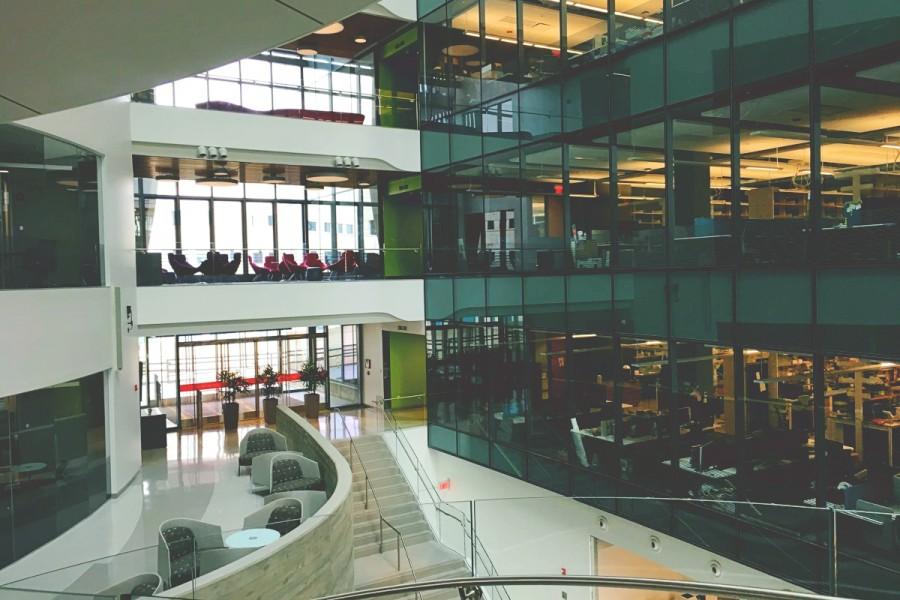 ボストンのノースイースタン大学