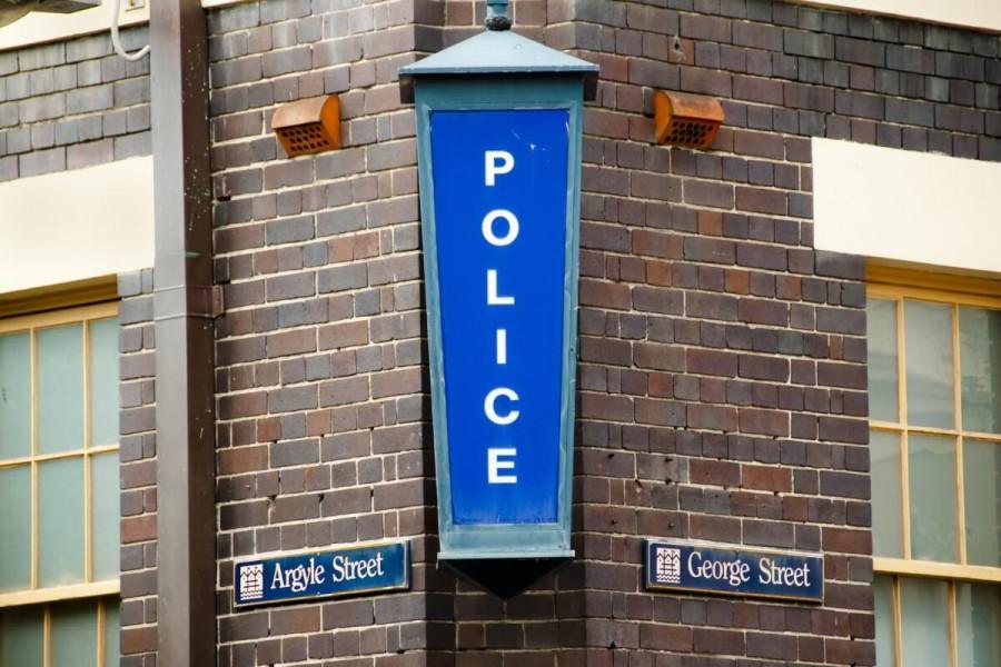 ビクトリア治安 警察署
