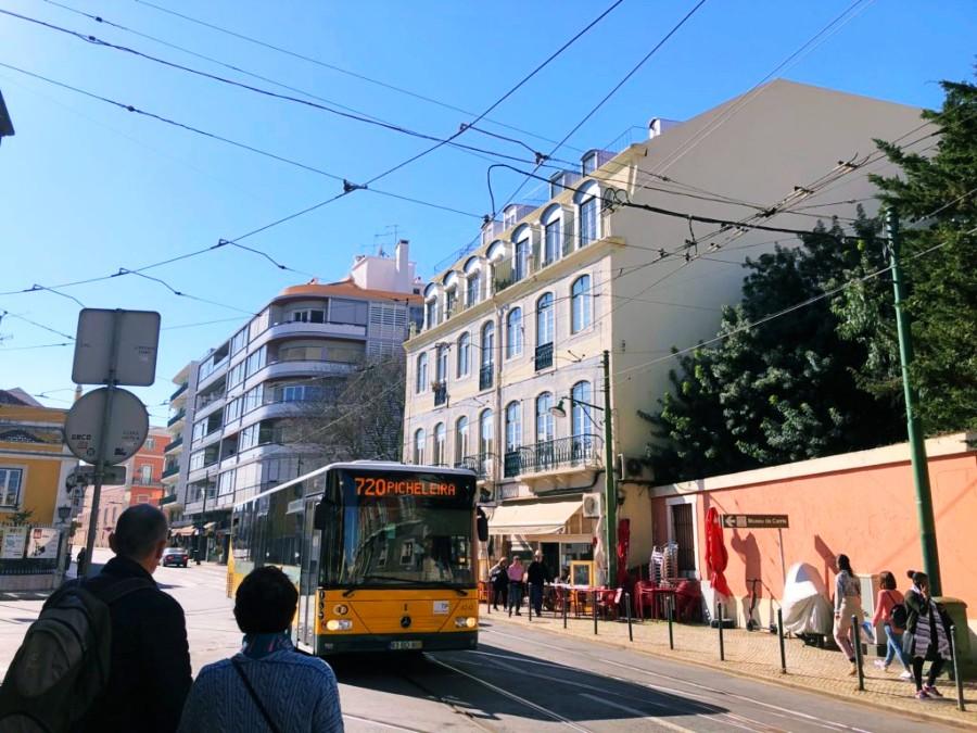 リスボンの様子