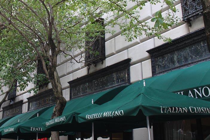 マイアミ レストラン Ristorante Fratelli Milano(リストランテ・フラテリ・ミラノ)