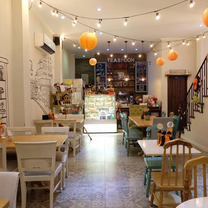 クラーク カフェ Teaspoon Cafe(ティースプーンカフェ)